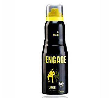 ENGAGE Urge বডি স্প্রে - 165ml