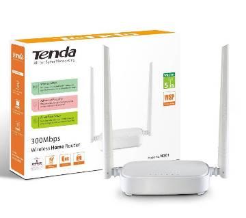 Tenda N301 300 Mbps ওয়্যারলেস ওয়াইফাই রাউটার