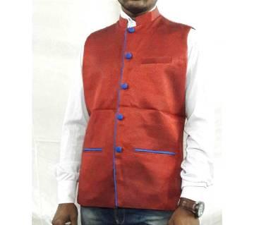 synthetic waist coat for men
