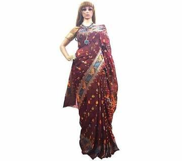 Tangail Silk Sari