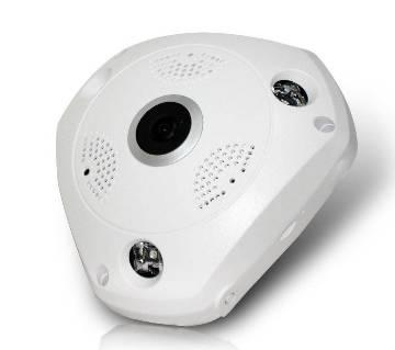 Fisheye 360 Degree Surveillance Camera