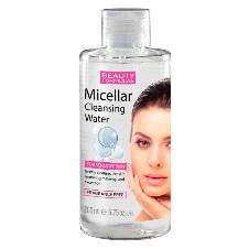Beauty Formulas - Micellar Cleansing Water For Sensitive Skin - 200ml UK