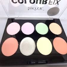 Technic Colour Fix 8 Colour Cream Corrector Palette Concealer UK