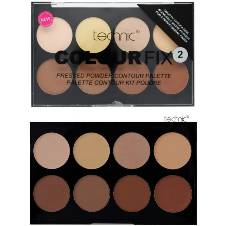 Technic Colour Fix Pressed পাউডার Contour Palette UK