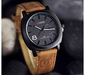 CURREN MILITARY gents wrist watch