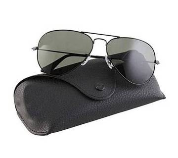 black metal frame sunglasses for men
