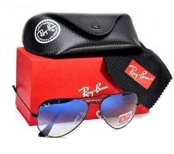 RAY BAN Aviator black frame sunglasses copy