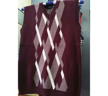 V Neck half Sleeve Thai Sweater