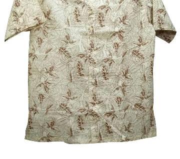 Arong Printed Cotton Shirt