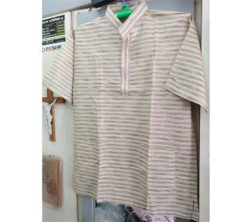 Gents Half-Sleeve Cotton Fatua