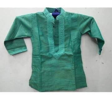 soft silk panjabi with payjama