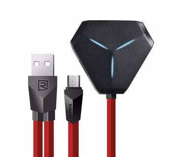 REMAX RU-U3 Aliens USB হাব