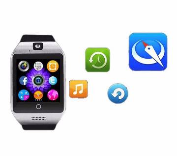 Q18 Smart Watch-Sim Supported