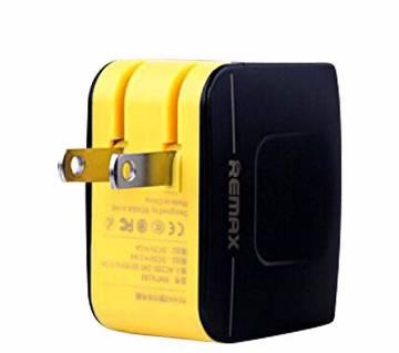 REMAX 3.4A ডুয়াল USB চার্জার