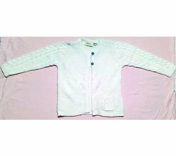 Baby Girls Full Sleeve Sweater