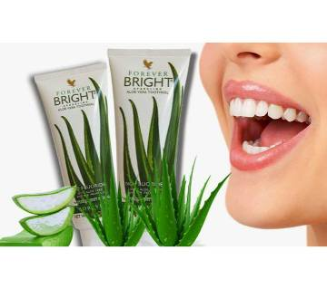 FOREVER BRIGHT ALOE VERA TOOTHGEL (USA) - 1 pcs