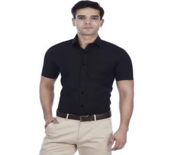 Gent`s Short Sleeve Formal Shirt