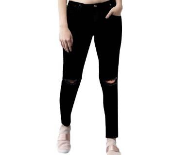 Ladies Narrow Fit Jeans Pant
