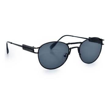 Black Frame Black Shade Sunglasses for Men