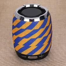 Mini G13 Waterproof Bluetooth Speaker Sports Portable Subwoofer Bass cloth cover fabric Wireless Column Box speaker TF Card FM Radio Call