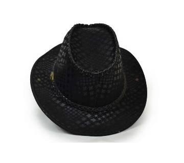 Black Cotton হ্যাট ফর মেন