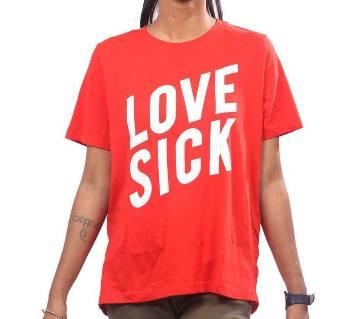 Ladies Designed T-Shirt LT-002