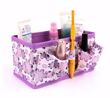 Cosmetic Organiser Foldable Box Bag