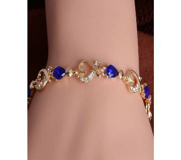 Chain and Link Bracelet for Women