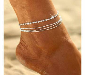 Stone Setting Anklet