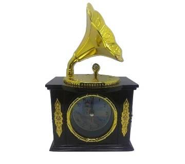 Gramophone Alarm Clock