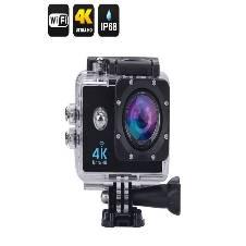 Wifi 1080P LCD Waterproof Motion Detection Camera