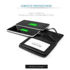Card Holder Come Power Bank