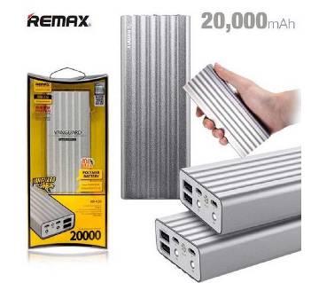 REMAX Vanguard Series 20,000mAh পাওয়ার ব্যাংক