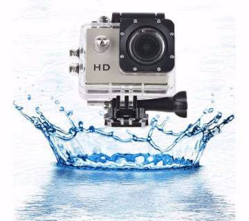 Sports HD DV water resistant camera