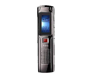 Digital Voice Recorder With Mp3 Player 8GB