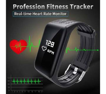 K1 smart bracelet blood pressure monitor