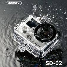 Wireless Multi-functional Waterproof HD DV 4K Action Camera