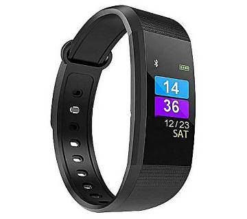 I9 Smart Band for Android and iOS - Black