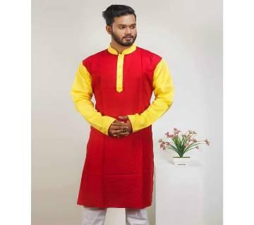 Cotton Short Panjabi for Men