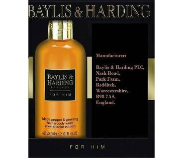 Baylis & Harding For Him hair & body wash
