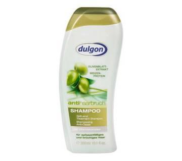 DULGON AntiHairbrush Olive ড্যামেজ থেরাপি শ্যাম্পু