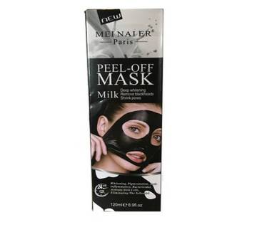 Peel Off Mask Milk (Black) - China