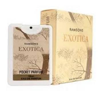 Ramsons Exotita পকেট পারফিউম ফর মেন - India