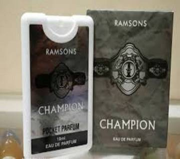 Ramsons Champion Poket Parfum - India
