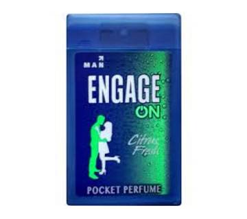 ENGAGE ON Pocket Perfume 18ml India