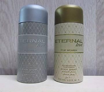 Eternal Love Body Spray For Men