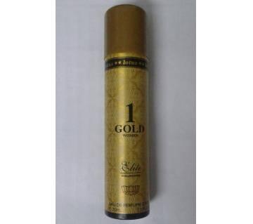 1 Gold Women Deodorant - 75 ml