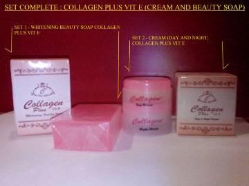Collagen Day & Night Cream For Ladies