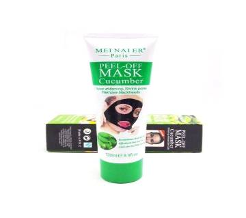 Black Peel-Off Mask Cucumber - 120 ml