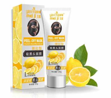 Peel Off Mask Facial Blackhead (Yellow)